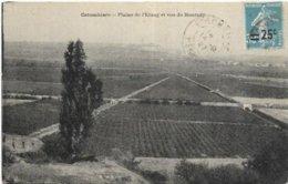 34. COLOMBIERS.  PLAINE DE L ETANG ET VUE DE MONTADY - France