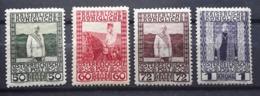 Kaiserreich 1908, Mi 150-153 - 1850-1918 Empire
