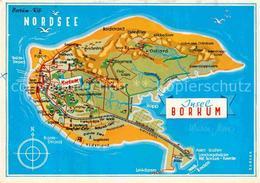 72826161 Borkum Nordseebad Hopp Leitdamm Platje Borkum - Borkum