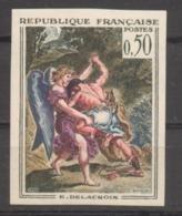 Série Artistique Delacroix De 1963 YT 1376 Sans Trace De Charnière - France