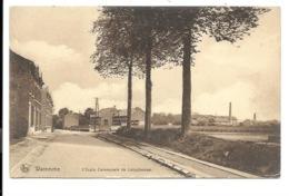 Waremme - L'Ecole Communale De Longchamps. - Ohne Zuordnung