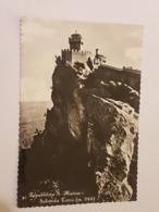 San Marino, Seconda Torre (nicht Gelaufen,  Ca. 1955); H35 - San Marino