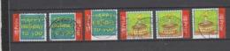 COB 3587 / 3588 Oblitération Centrale Anniversaire Gâteau - Used Stamps