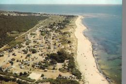 Ars, Camping Municipal La Combe à L'eau - Ile De Ré
