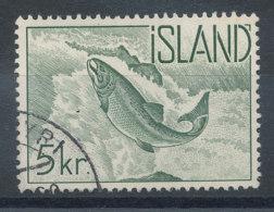 Islande   N°297 Poisson - Saumon - Usati