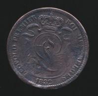 LEOPOLD I  10 CENT  1832 -  2 AFBEELDINGEN - 1831-1865: Léopold I