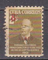 G0719 - CUBA AERIENNE Yv N°51 - Luftpost