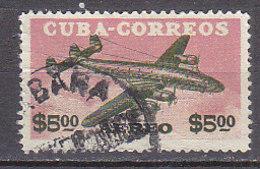 G0722 - CUBA AERIENNE Yv N°119 - Poste Aérienne