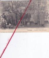 CP 54 -   VILLERUPT  - Frontière Franco-allemande   -   Douaniers Et Gendarmes Français - Francia