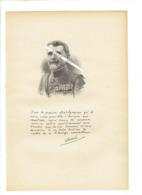 GENERAL FERRIE 1868 SAINT MICHEL DE MAURIENNE 1932 PARIS TSF RADIO PORTRAIT GRAVE AUTOGRAPHE BIOGRAPHIE ALBUM MARIANI - Documents Historiques