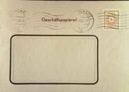 OPD: Orts-Brief Mit 8 Pf Ziffern Gez. OPD DRESDEN WSt. Chemnitz Vom 19.12.45  Knr: 59 - Zone Soviétique