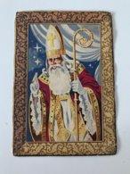 """Carte Postale Ancienne  Saint-Nicolas Galeries Et Grand Bazar ANSPACH """"Pensez Aux En Fants De Prisonniers..."""" - Saint-Nicolas"""