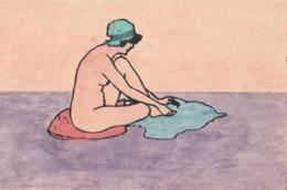 Cartolina  - Postcard / Non Viaggiata - Unsent/  Donnina - Frauen