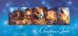 Australia Used SS - Christmas