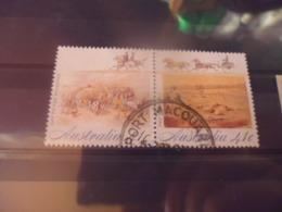 AUSTRALIE YVERT N° 1168.1169 - 1990-99 Elizabeth II
