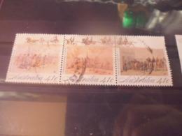 AUSTRALIE YVERT N° 1170.1172 - 1990-99 Elizabeth II