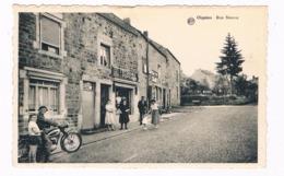 B-7415  OIGNIES : Rue Neuve (with Motor-bike) - Aiseau-Presles
