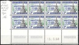 D - [836598]TB//**/Mnh-Belgique 1968 - N° 1462, Bd8, Cdf Daté, SPA - Belgien