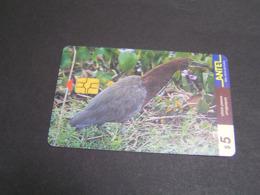 URUGUAY Phonecards No 70 A. - Uruguay