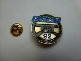 Auto Fiat , Garage Max Dubois , Voglans , Savoie - Fiat