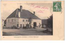 25 . N° 46895 . Orchamps-vennes . L Hotel National - Autres Communes