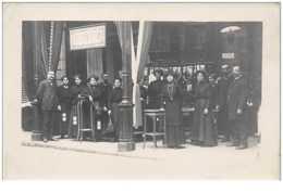 25 . N° 49744 . Besançon.rue Des Granges Carte Photo . Nouvelles Galeries - Besancon