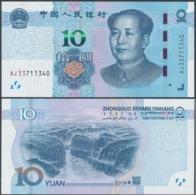 China - 10 Yuan 2019 UNC Lemberg-Zp - China