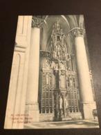 Kortrijk - Courtrai - Le Tabernacle  De L'Eglise St Martin  - Gelopen 1907 - Ed. Th. Van Den Heuvel - Kortrijk
