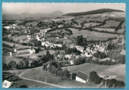LA FRANCE VUE DU CIEL - ROCHEFORT-MONTAGNE - Vue Générale. A L'horizon, Le Puy De Dôme - Photo Véritable - Autres Communes
