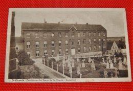 SINT DENIJS -  SAINT GENOIS -  Kotschool  -  Pensionnat Des Soeurs De La Charité - Zwevegem