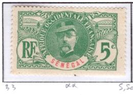 Ex Colonie Française  * Sénégal * Poste  33  N** - Unused Stamps