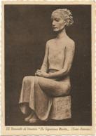 W5464 XX Biennale Di Venezia - Enzo Assenza - La Signorina Marta - Scultura Sculpture / Non Viaggiata - Sculture
