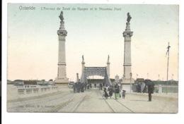 Oostende - L'Avenue De Smet De Naeyer Et Le Nouveau Pont. - Oostende