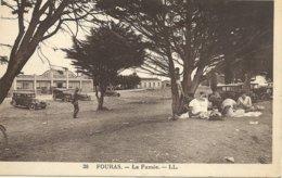 17  FOURAS    LA  FUMEE - Fouras-les-Bains