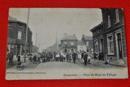 DAMPREMY  -  Place Du Haut Du Village - Charleroi