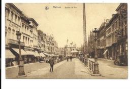 Mechelen - Bailles De Fer. - Mechelen