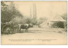 35.QUENOUARD.n°64.ENVIRONS DE BAIN-DE-BRETAGNE.LE MOULIN DE QUENOUARD - France