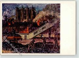 52278669 - Weidemann, K. Donbass Koksofen - Künstlerkarten
