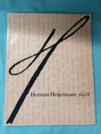 Herman Heijermans, Schrijvers Prentenboek (korte Biografie Over Schrijver En Werk) - Literatuur