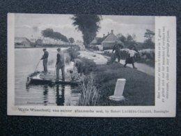 Ieper - Yper - Ypres - Boezinge - Boesinghe : Wolle Wasscherij Van Zuiver Vlaamse Wol, By Robert Laurens-Callens - Ieper