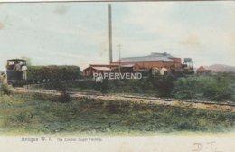 Antigua  Central Sugar Factory Railway   Aa89 - Antigua & Barbuda