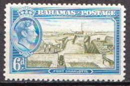 Bahamas MH Stamp - Militaria