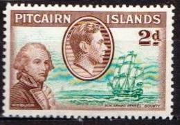 Pitcairn MH Stamp - Pitcairn Islands