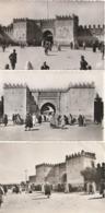 MAROC - OUJDA - Lot De 3 CPSM - Marruecos
