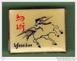 YOSEIKAN BUDO *** N°1 *** Signe G.D *** 1070 - Judo