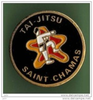 TAI-JITSU *** SAINT CHAMAS *** 1070 - Judo