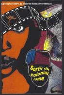 CPM Banania Semaine Anticoloniale Et Antiraciste Par Jihel Tirage Limité En 30 Ex Numérotés Signés Cinéma Film - Publicité