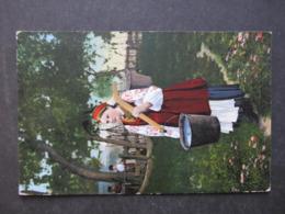 AK UKRAINA Ukraine Polen Tracht Costumi Typen Ca. 1915 /// D*40550 - Ukraine