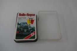 Speelkaarten - Kwartet, Rolls-Royce, Qaurtett 7605/5, ASS, *** - - Speelkaarten