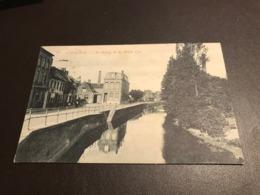Kortrijk - Courtrai - Le Kring Et La Petite Lys ( Leie ) - Ed. Th. Van Den Heuvel - Gelopen 1909 - Kortrijk